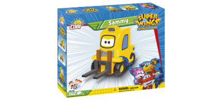 SUPER WINGS SAMMY