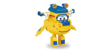 SUPER WINGS  DONNIE Travaux