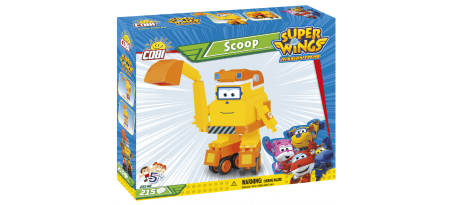 SUPER WINGS  SCOOP