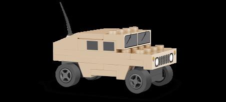 Véhicule du désert AAT OTAN Nano