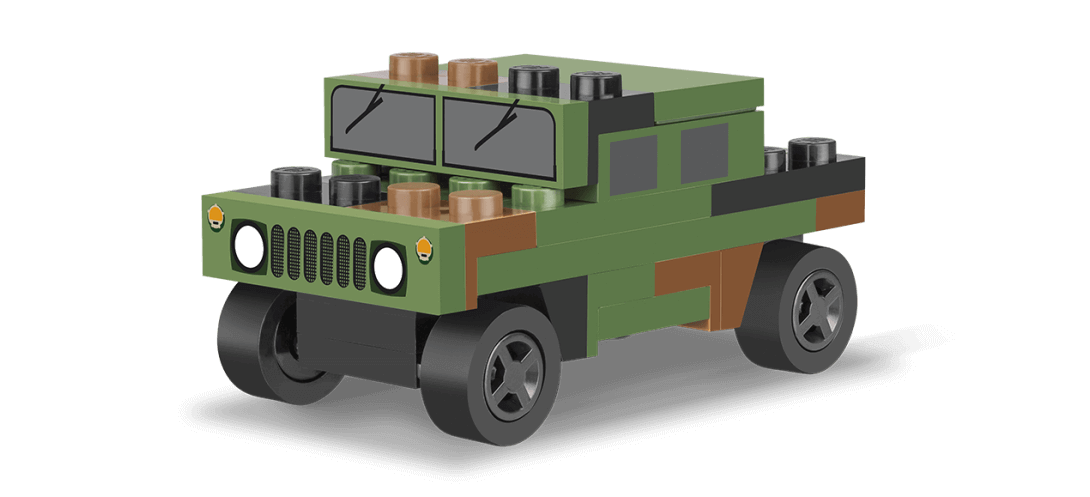 Véhicule de la jungle AAT OTAN Nano