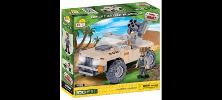 Véhicule d'artillerie du désert