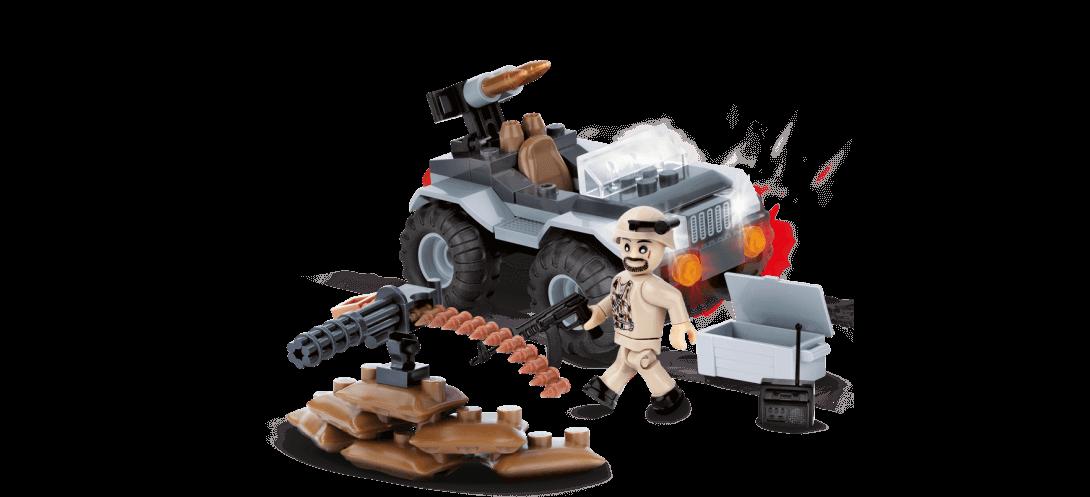 Poste d'infanterie mobile