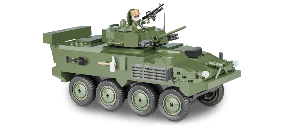 Véhicule de combat d'infanterie canadien LAV III APC