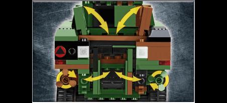 Véhicule blindé à roues K.T.O. ROSOMAK