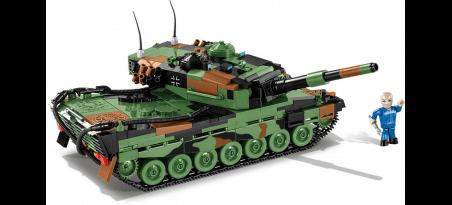 Char allemand Leopard 2A4