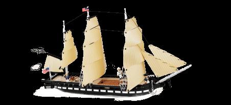 Frégate USS Constitution