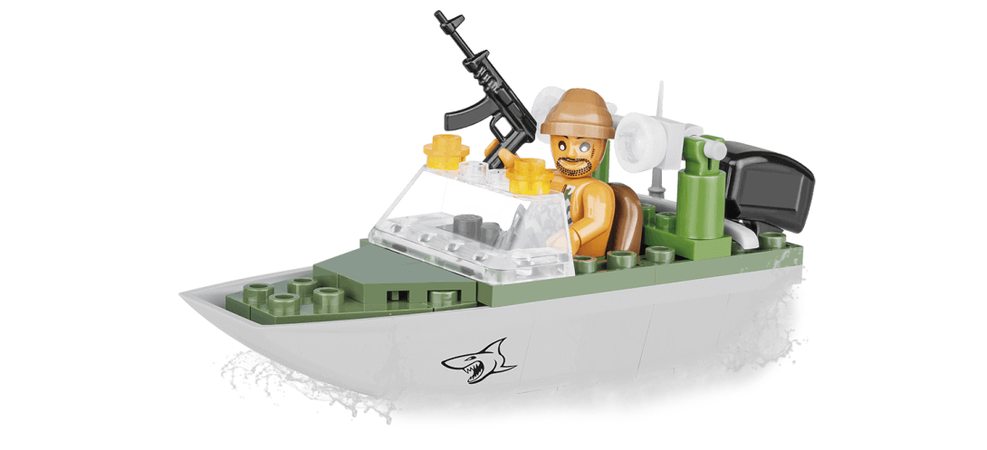Bateau de patrouille