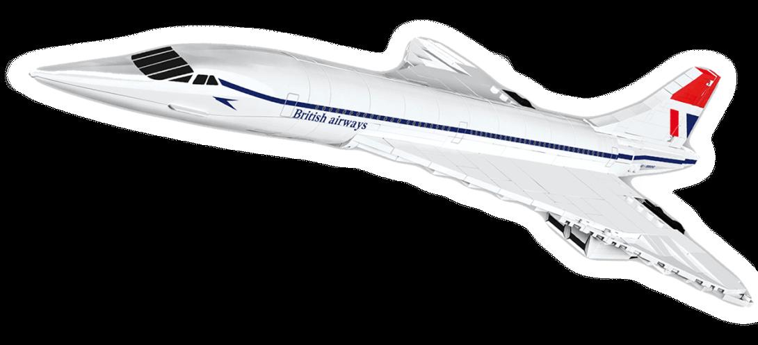 Concorde G-BBDG - COBI-1917