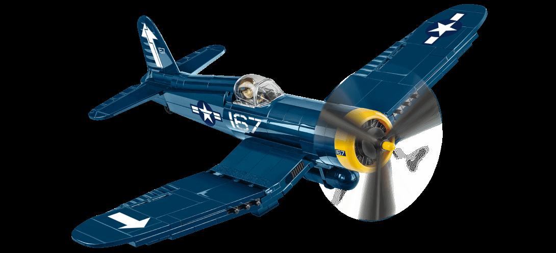 Chasseur US VOUGHT F4U CORSAIR - COBI-5714
