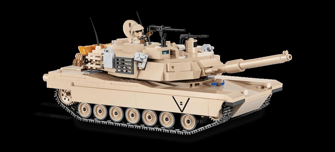 Char de combat US M1A2 Abrams - COBI-2619