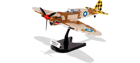 Chasseur américain Curtiss P-40 Warhawk - COBI-5519