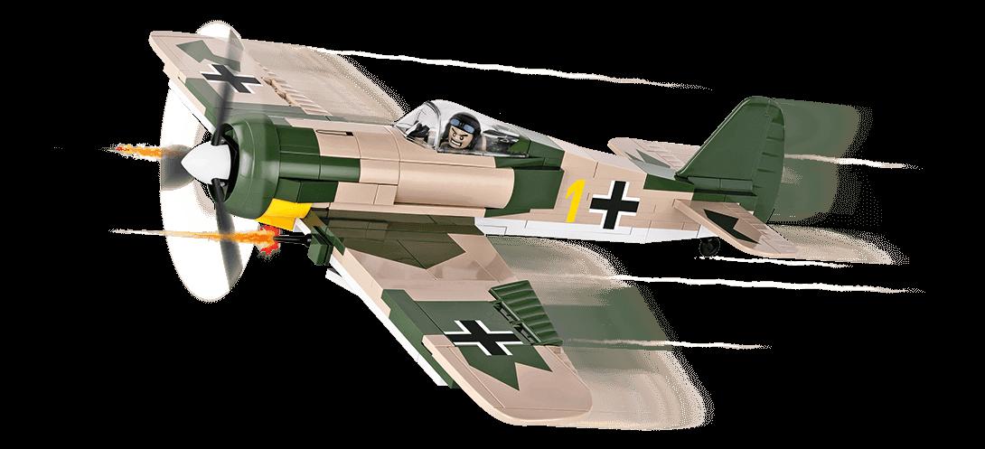 Chasseur allemand Focke-Wulf Fw 190 A-4 - COBI-5514