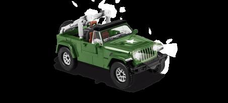 Jeep Wrangler Military - COBI-24095
