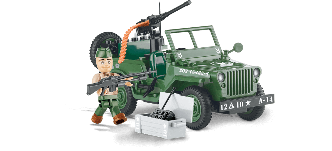 Jeep Willys MB - COBI-24092