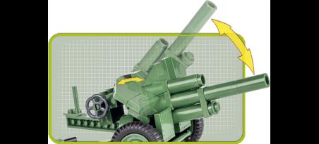 Obusier soviétique Howitzer M-30 - COBI-2342