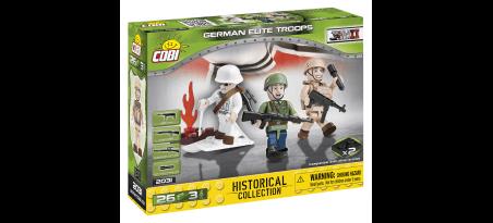 Troupes élite allemandes - COBI-2031