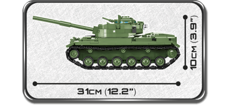 Char US M60 PATTON COBI 2233