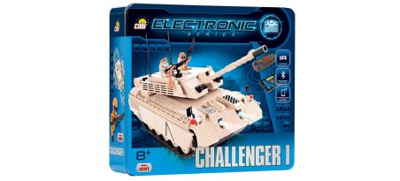 Char radiocommandé CHALLENGER I bluetooth