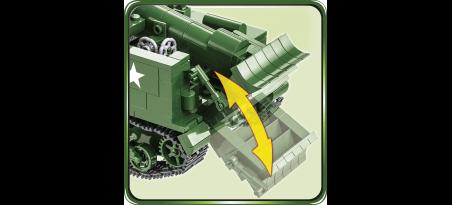 M12 Gun Motor Carriage US Référence COBI-2531