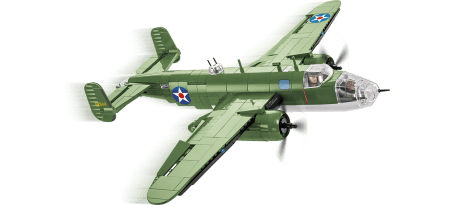 North American B-25B Mitchell - bombardier moyen US Référence COBI-5713