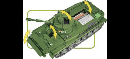 PT-76 Référence COBI-2235