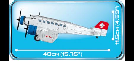 Avion allemand Junkers Ju52 / 3m Référence COBI-5711