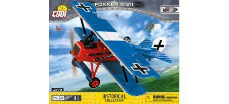 Chasseur biplan allemand FOKKER D.VII