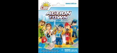 1 figurine avec accessoires
