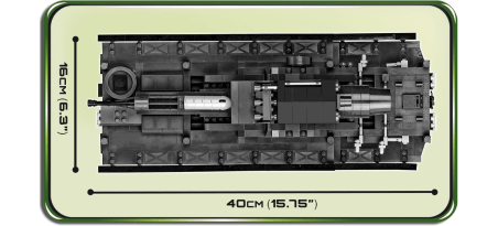 60 cm Karl-Gerät 040 Thor Limited Edition