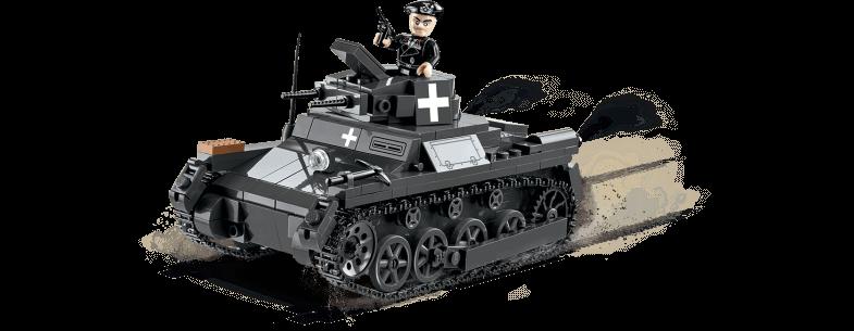 Char léger allemand Panzer I Ausf. A