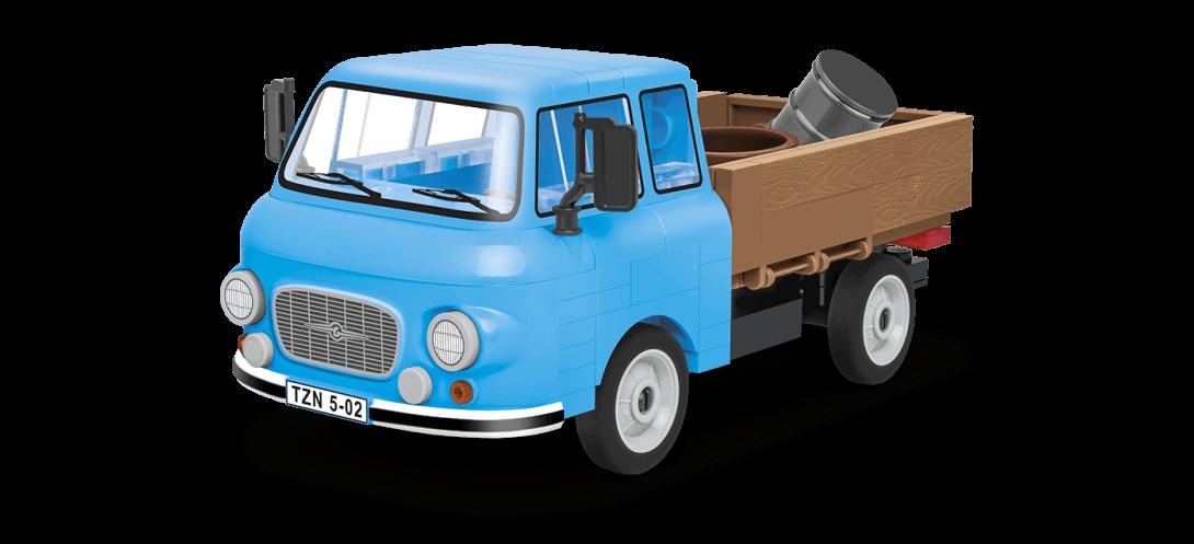Barkas B1000 Pritschenwagen