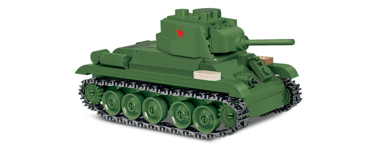 char russe T34 1:48 World of Tanks