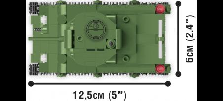 Char US M4 Sherman 1:48 World of Tanks