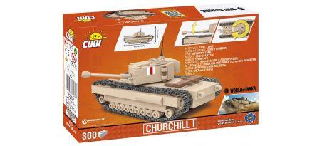 Char Churchill I 1:48 Wolrd of Tanks