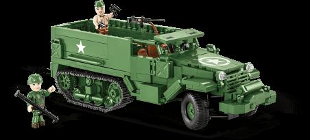 Half-track US M3 Transporteur blindé