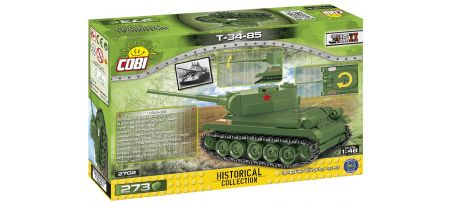 Char russe T-34-85 1:48