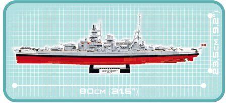 Cuirassé allemand Scharnhorst