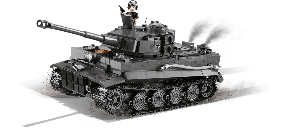 Char allemand PzKpfw VI Tigre Ausf.E
