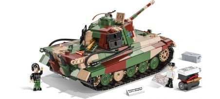 "Char allemand Pzf VI Tigre Ausf.b ""Konigstiger"""