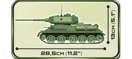 Char russe T-34-85