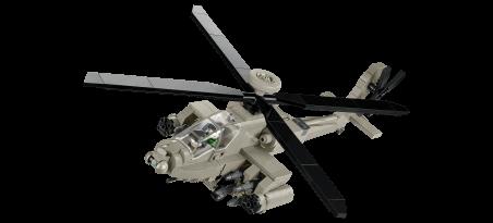 Hélicoptère US Ah-64 Apache
