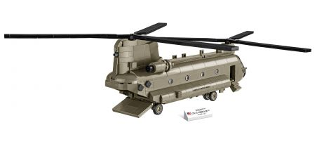 Hélicoptère US CH-47 Chinook