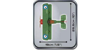 Chasseur anglais biplan SOPWITH F.1 CAMEL