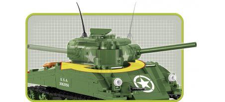 Char US SHERMAN M4A1 D-DAY