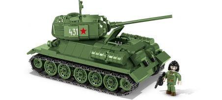 Char soviétique T34/85