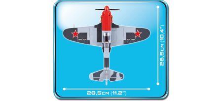 Chasseur soviétique YAKOVLEV YAK-3
