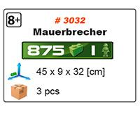 Char allemand Mauerbrecher WORLD OF TANKS